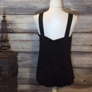 Byer California Tops - Byline Byer California Velvet Beaded Tank